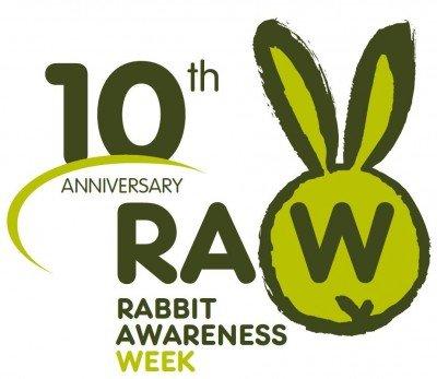 Rabbit Awareness Week is coming up