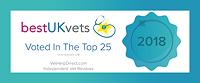 Top 25 Vets Winner 2018